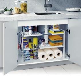 организация пространства на кухне декор