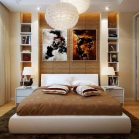 спальня 16 кв метров организация