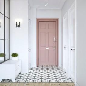 плитка на пол в коридор дизайн идеи