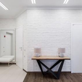 плитка на пол в коридор фото