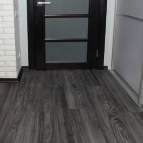 плитка на пол в коридор фото варианты