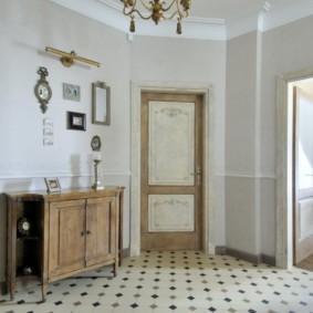 плитка на пол в коридор обзор