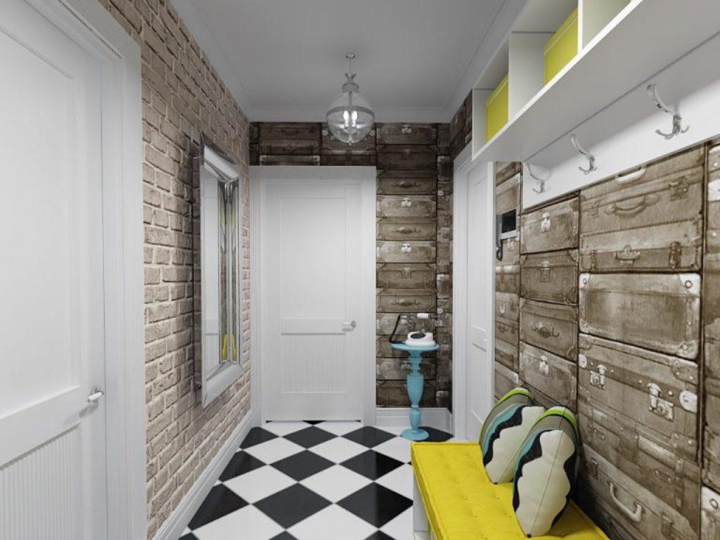 плитка на пол в коридор керамическая