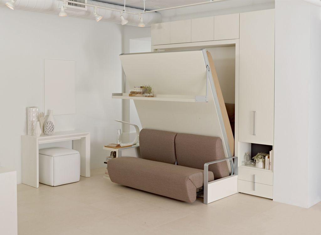 Мебель-трансформер в интерьере квартиры