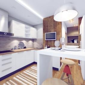кухня в панельном доме идеи видов