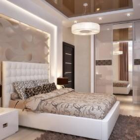спальня 13 кв метров фото идеи