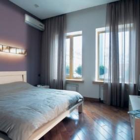 спальня 13 кв метров фото вариантов