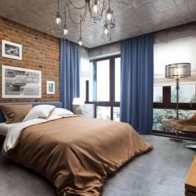 спальня 13 кв метров идеи дизайна