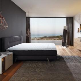 спальня 13 кв метров идеи интерьер