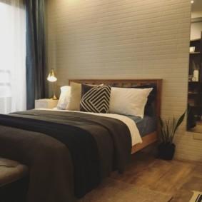спальня 13 кв метров идеи вариантов