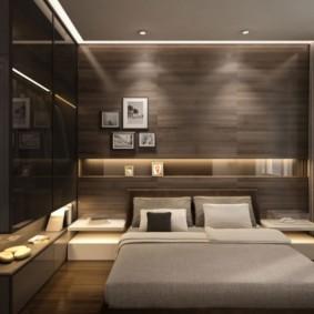 спальня 13 кв метров идеи видов