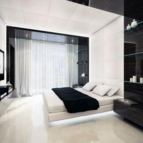 спальня 13 кв метров оформление идеи