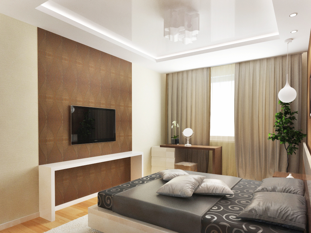 спальня 13 кв метров