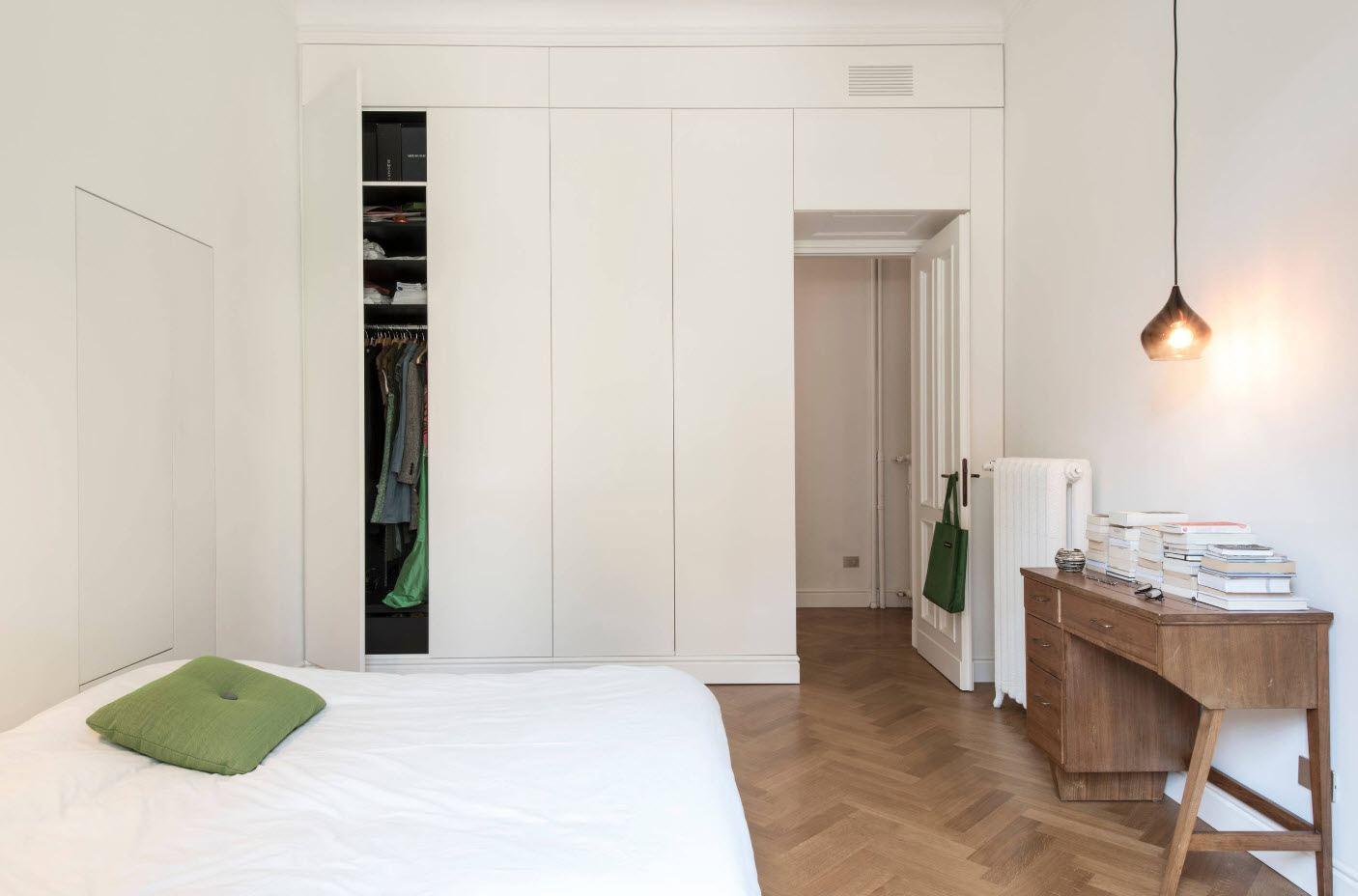 спальня 13 кв метров фото декор