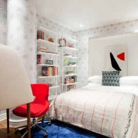 спальня 13 кв метров фото дизайн