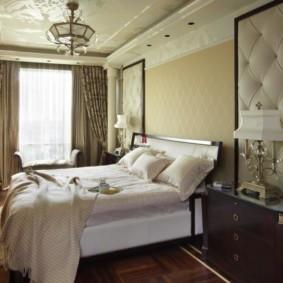 спальня 13 кв метров фото интерьер