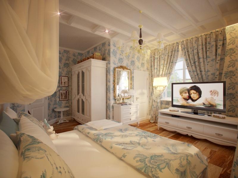 спальня 13 кв метров фото интерьера