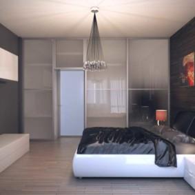 спальня 13 кв метров интерьер