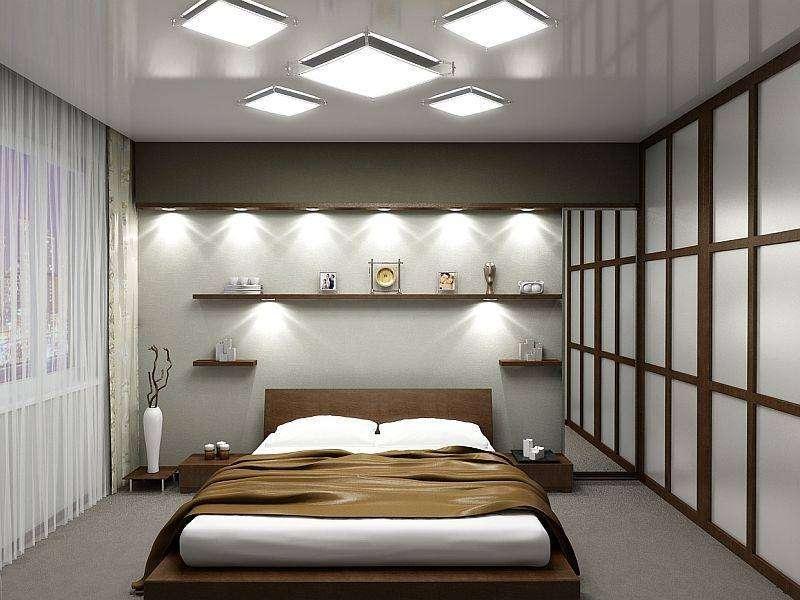 спальня 13 кв метров интерьер фото