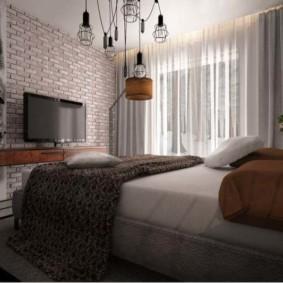 спальня 13 кв метров интерьер идеи