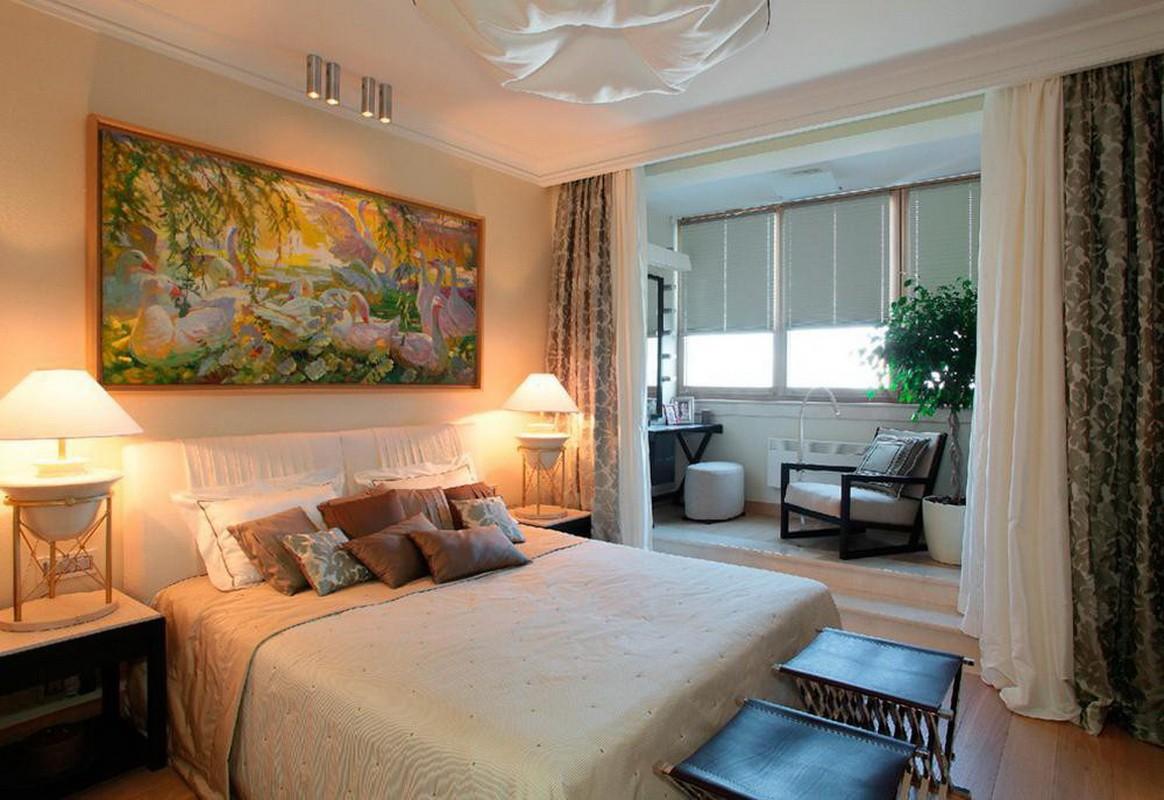 спальня 15 кв метров дизайн фото