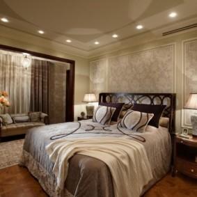 спальня 15 кв метров дизайн идеи