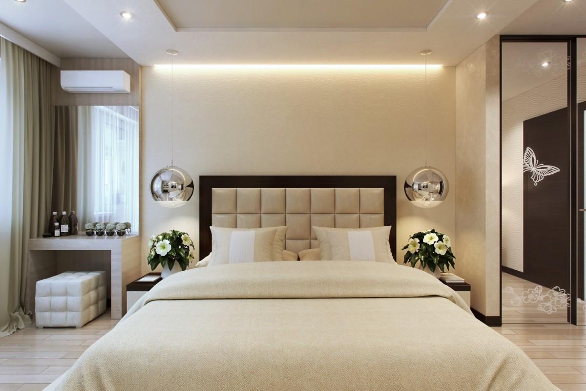 спальня 15 кв метров фото декор