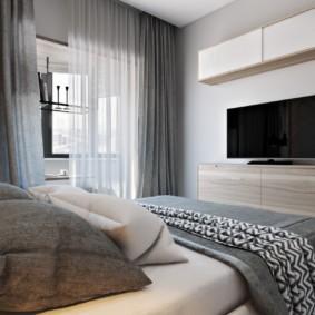 спальня 15 кв метров фото дизайн