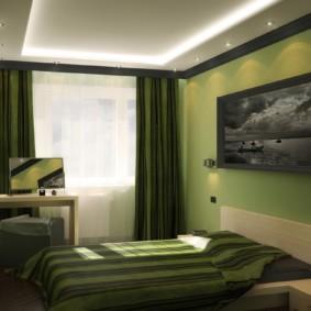 спальня 15 кв метров фото идеи