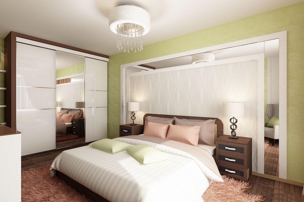 спальня 15 кв метров фото интерьера