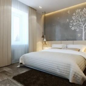 спальня 15 кв метров фото вариантов