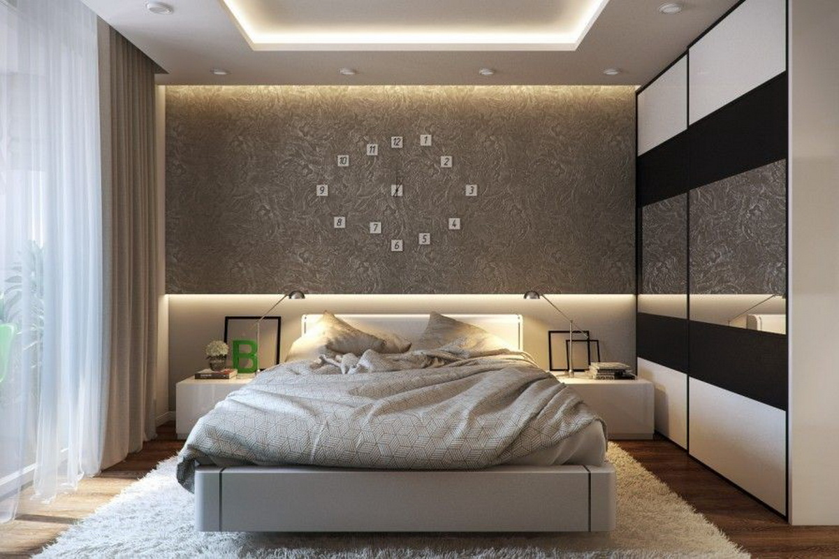 спальня 15 кв метров фото варианты