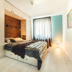спальня 15 кв метров идеи