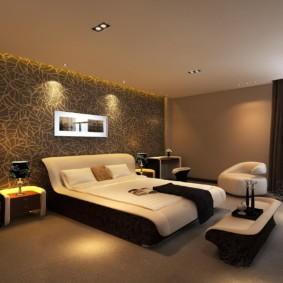 спальня 15 кв метров идеи интерьера
