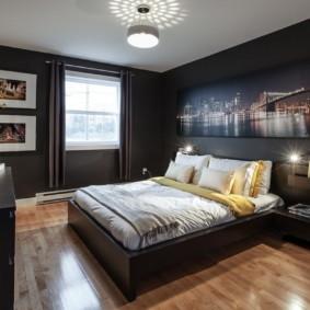 спальня 15 кв метров интерьер