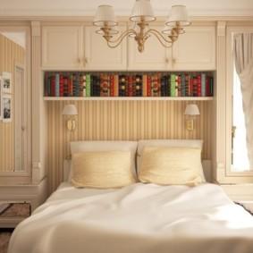 спальня 15 кв метров фото оформление