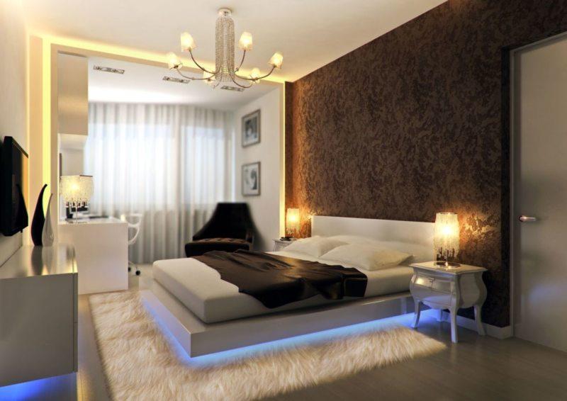 спальня 15 кв метров идеи оформление