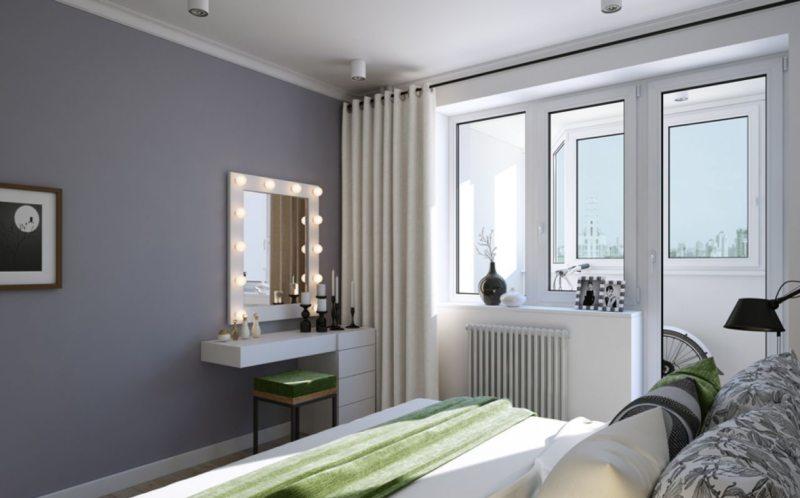 спальня 15 кв метров интерьер фото