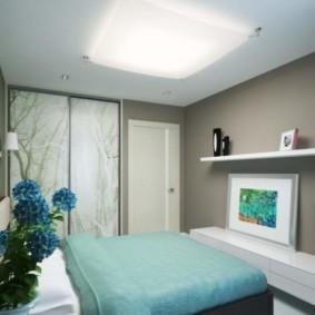 спальня 15 кв метров оформление идеи