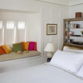 спальня 15 кв метров современный дизайн