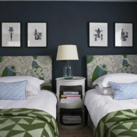 спальня 16 кв метров дизайн идеи