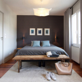 спальня 16 кв метров фото