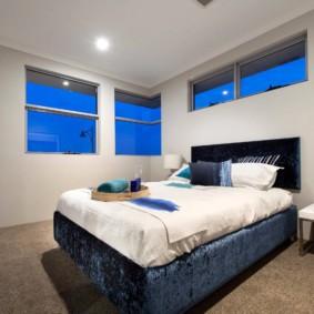 спальня 16 кв метров фото дизайн