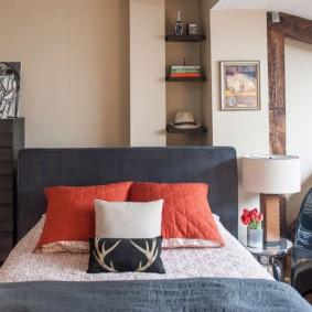 спальня 16 кв метров фото идеи