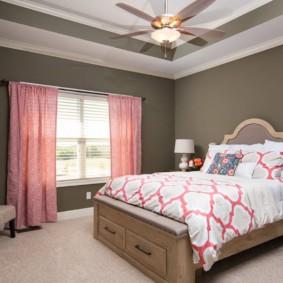спальня 16 кв метров идеи фото