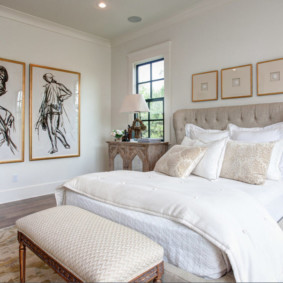 спальня 16 кв метров идеи оформление