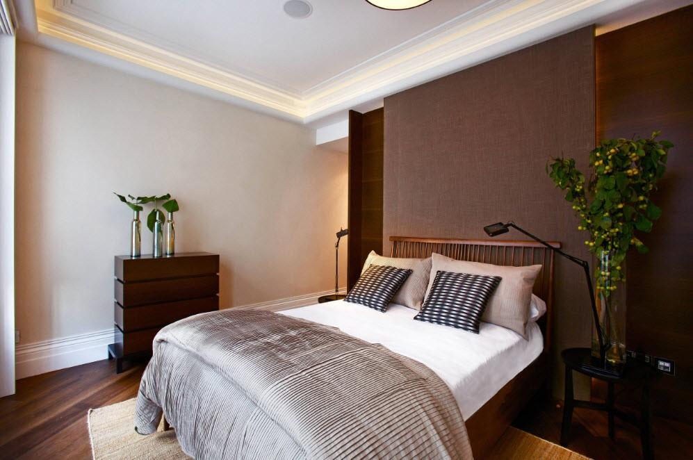 спальня 16 кв метров интерьер фото