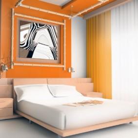 спальня 14 кв метров дизайн интерьера