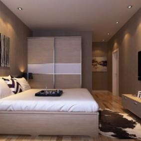 спальня 14 кв метров фото декора