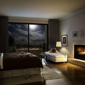 спальня 14 кв метров фото дизайна